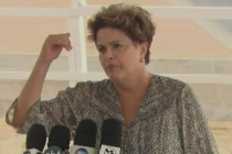 Dilma Rousseff defende Gra�a Foster