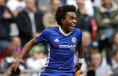 A pedido de Mourinho, United pode tirar Willian do Chelsea
