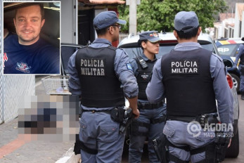 Empresário é assassinado a tiros no interior de MT